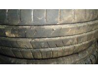 Renault Kango Tyres and rims