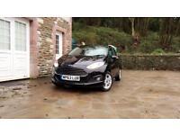 Ford Fiesta Zetec 1.2 petrol ⛽️ * 12 month mot * low mileage *£0 tax