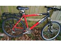 Quality excellent hand built adult mountain bike for quick sale