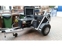 fresh bins wheelie bin trailer or same as wanted