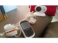 Motorola Video Baby Monitor MBP18