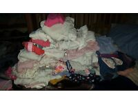 Bundle of girls clothes 12-18months