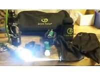 Green Force Underwater LED Diving torch
