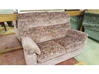 Parker Knoll 2 Seat Sofa
