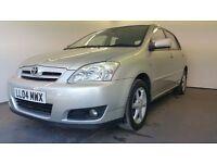 2004 | Toyota Corolla Tspirit VVTI | Auto | Petrol | Service History | 1 Year MOT | HPI Clear