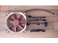 Noctua NF-S12A FLX quiet PC case fan