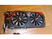 MSI R9 290 Graphics Card