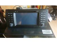 New in box Xtrons DVD, GPS DAB stereo