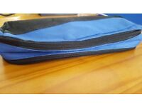 Pencil Case with 2 compartments