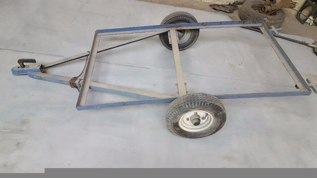 Small trailer frame for sale   in Castle Douglas, Dumfries and ...