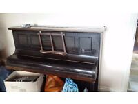 Lovely piano free to a good home