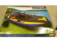 Intex Seahawk 400 inflatable boat