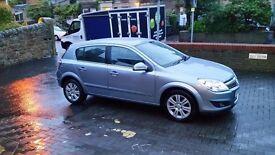 Vauxhall Astra Design 2009
