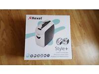 Rexel Style+ Confetti Cut Shredder