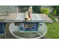 Table top saw