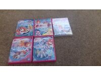 Winx Club DVDs for sale