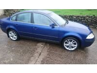 2004 passat 1.9 S tdi swap van car 4x4 jeep