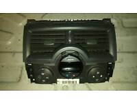 Renault sport Megane 225 air conditioning controls climate control