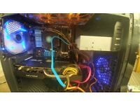 AMD FX-8320E 8-Core CPU + ASUS M5A97 R2.0 Motherboard + 16GB 1333MhZ DDR3 Memory Gaming PC Bundle