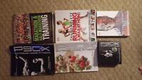 p90x complete set with more !