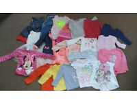 Girl clothes age 1-2