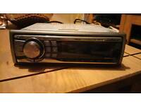 Alpine car stereo model no-CDE-9881RB