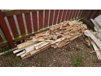 Free wood for collection