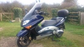 Stunning T-MAX 500 only 6475 miles