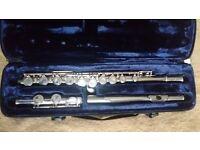 Flute in good working order - Trevor J James Tj10xii (With Case)