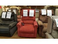 Restwell Nevada Dual Motor Riser Recliner Chair, Delivery Available