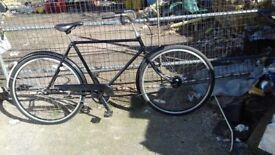 Dutch traditional bike
