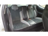 Peugeot gti 180 front and rear seats