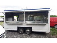 Catering Trailer (twin axle)