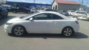 2008 Honda Civic Coupé LX