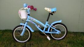 Girls 16inch Bike - Apollo Cherry Lane