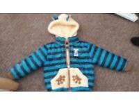 Boy jacket 12-18m