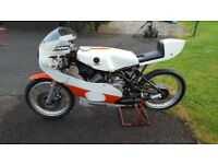 Yamaha Classic Racer