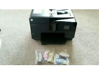 HP Officejet Pro 8610 & 2 x ink replacement (non genuine)