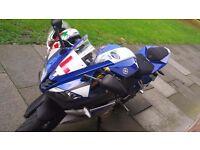 Yamaha motor bike for sale, £3250