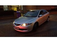 For sale Mazda 6 2.0 petrol TS 6 speed manual MOT 11 months