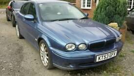Jaguar x type diesel breaking for spares