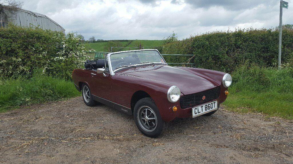 1978 MG Midget 1500 - Recently restored, De-bumpered, Tax Exempt - PRICE  REDUCED | in Northampton, Northamptonshire | Gumtree