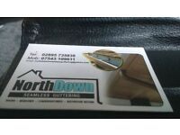NORTHDOWN SEAMLESS GUTTERING