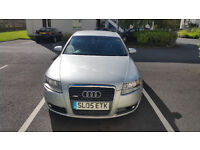 Audi A6 S-line Special Edition 2.7 TDI , Manual 6+1