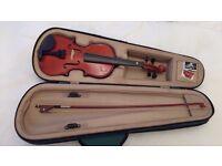 Antonio ACV32 1/2 Violin, Bow & Case