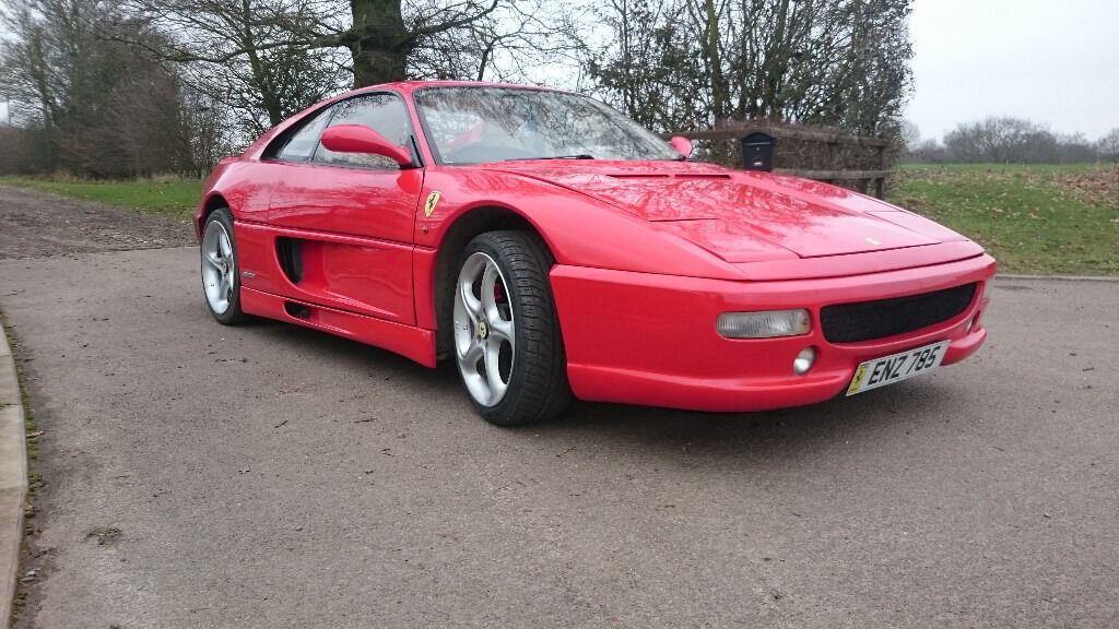 ferrari f355 berlinetta mr2 turbo in stowmarket suffolk. Black Bedroom Furniture Sets. Home Design Ideas