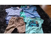 3-6 months boys brand new next clothes