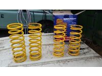 landrover discovery 1,coil springs