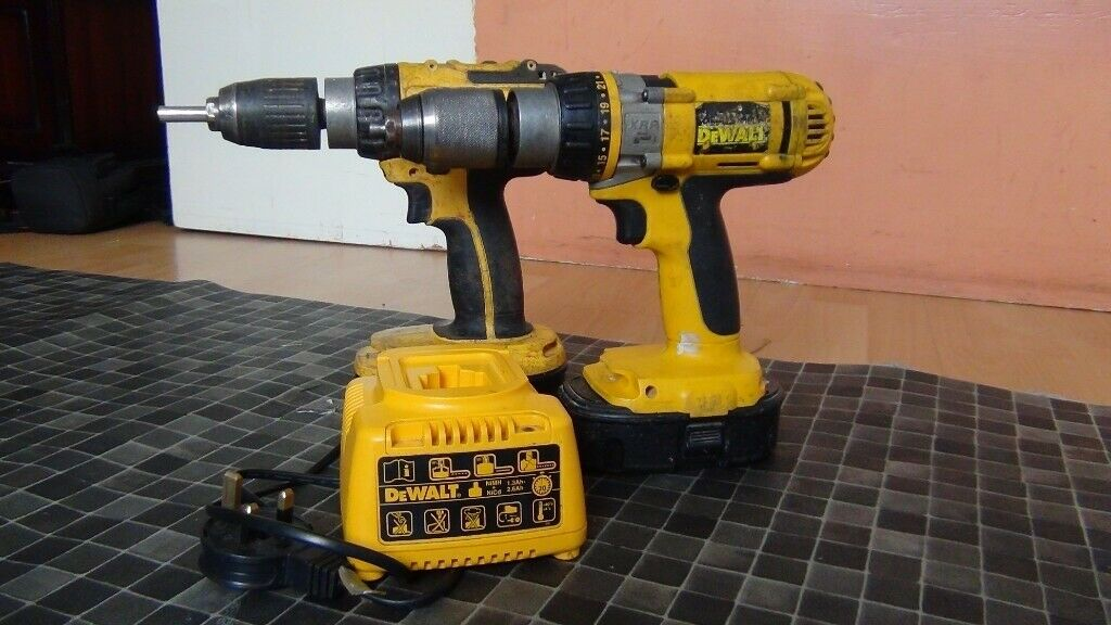 Dewalt Drill And Impact 18v