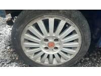 """Fiat 15"""" Alloy Wheels"""